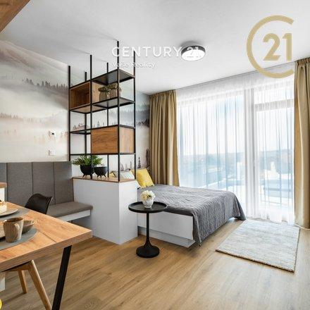 Pronájem bytu 1+kk, 33 m²