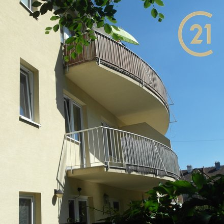 Pronájem bytu 2+kk s lodžií, 44m², Brno - Židenice