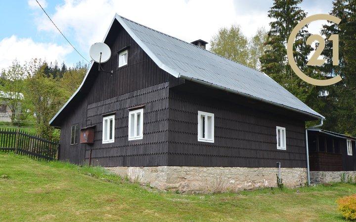Prodej, Chalupa, 143m² - Makov