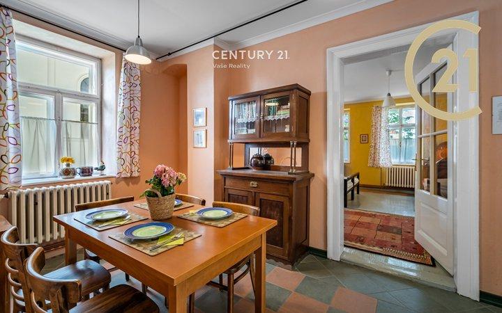 Prodej RD s ubytováním a zahradou, Lesná Znojmo