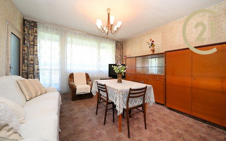 Prodej bytu 3+1+lodžie / 77 m2