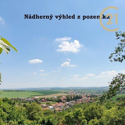 Prodej zahrady 2570 m², Vítovice - Rousínov, vhodný k výstavbě chaty