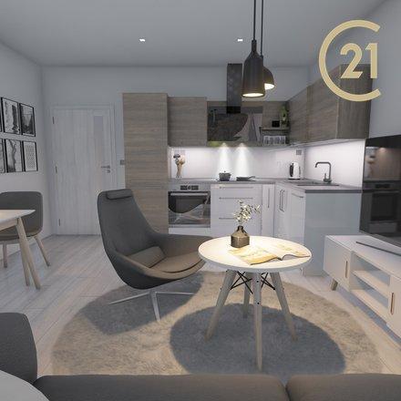Prodej bytu 2+kk, 41,80m2,  Valašské Meziříčí, ul.Křižná.