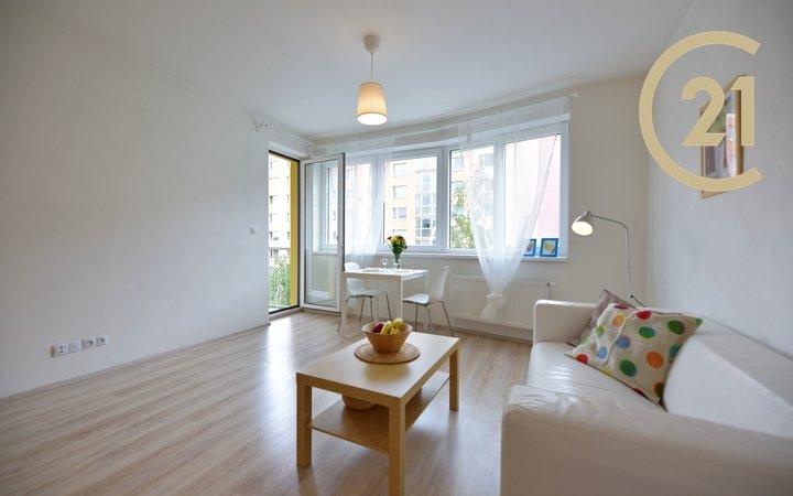 Pronájem bytu 2+kk/B,GS, 56m2, Praha - Letňany