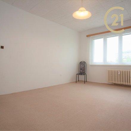 Pronájem bytu 2+1, 54 m2, Petřiny - Praha 6