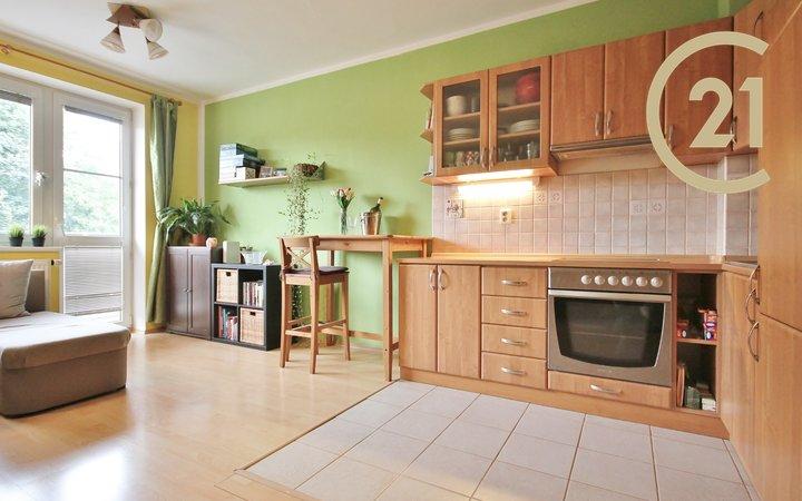 Prodej bytu 1+KK 40m2