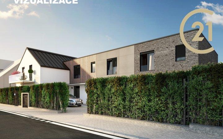 Projekt výstavby bytů pro rodinné bydlení v Jablonci nad Nisou - Kokonín