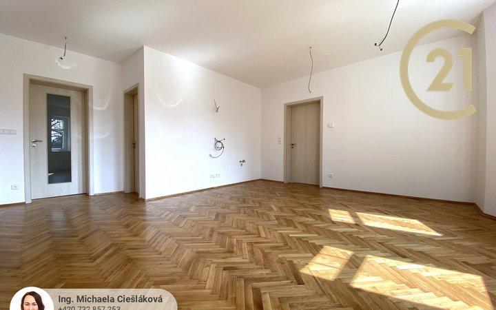 Pronájem, byt 3+kk, 93 m², Liberec, Tyršova, s parkováním
