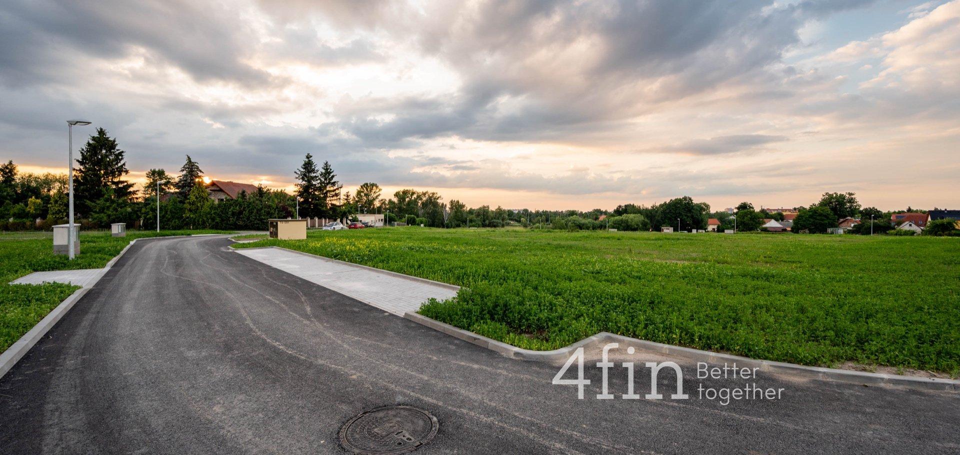 Prodej stavební parcely pro bydlení, 1 057 m²