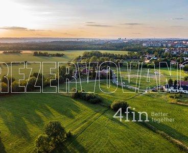 Prodej stavební parcely pro bydlení, 1 384 m²