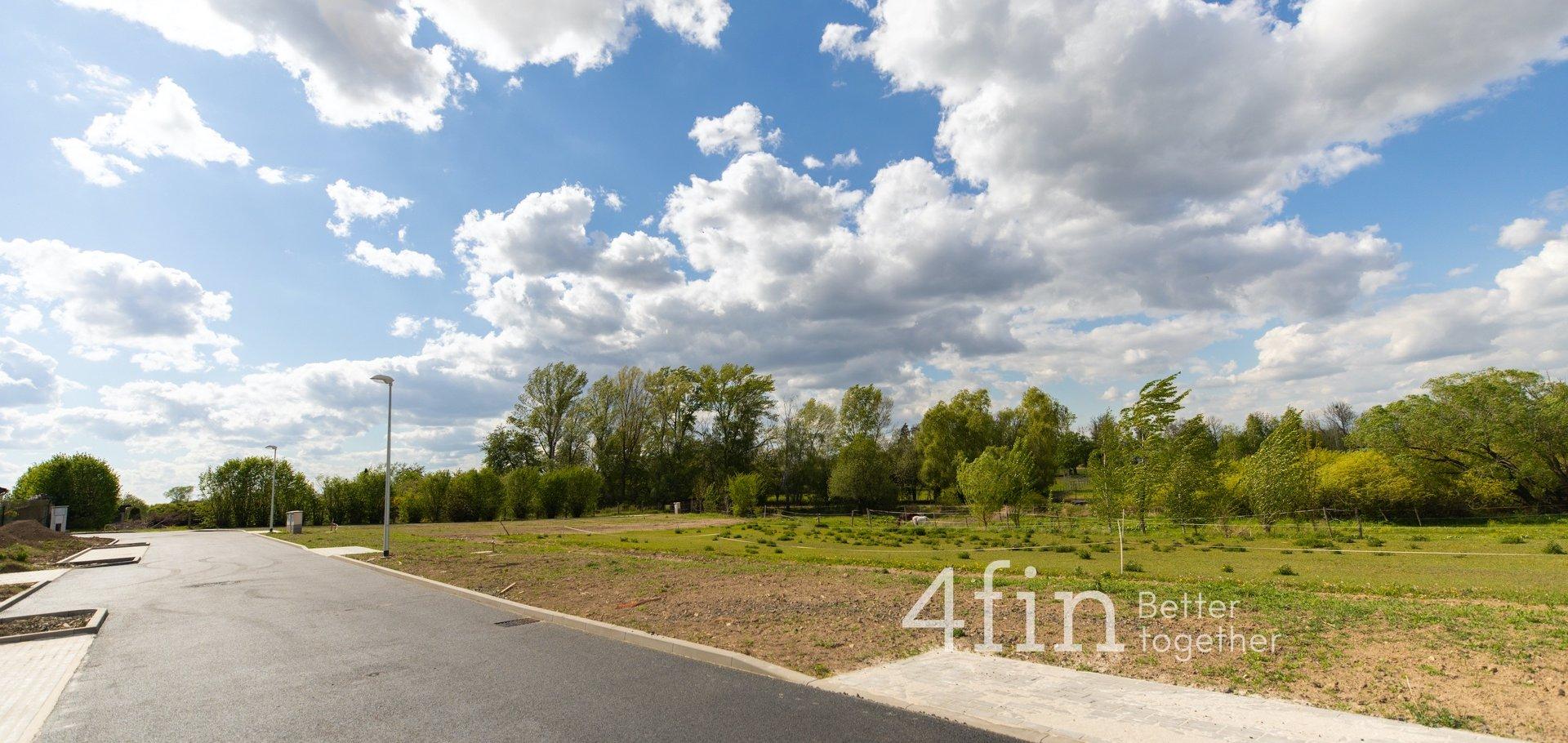 Prodej stavební parcely pro bydlení, 1 388 m²