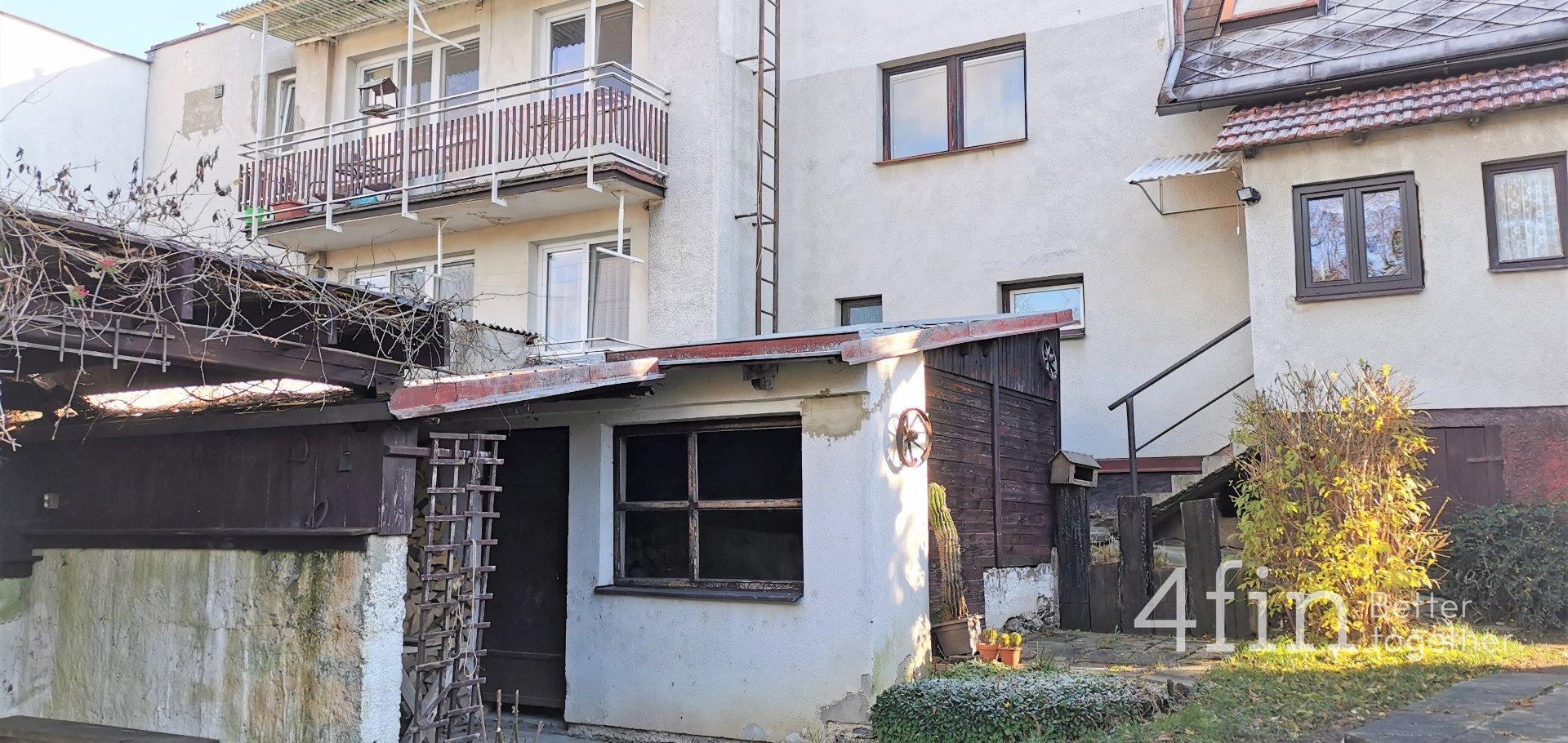 Prodej rodinného domu 5+2, 97m2 s pozemky 6585m2, obec Hodslavice