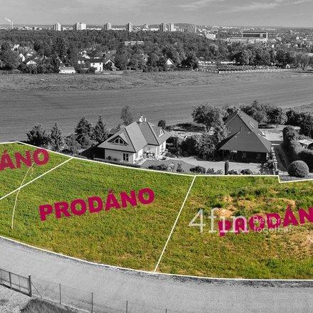 Stavební pozemek o výměře 968 m² - Radobyčice