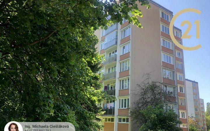 Pronájem, Byty 2+1, 51m² - Liberec, Králův Háj