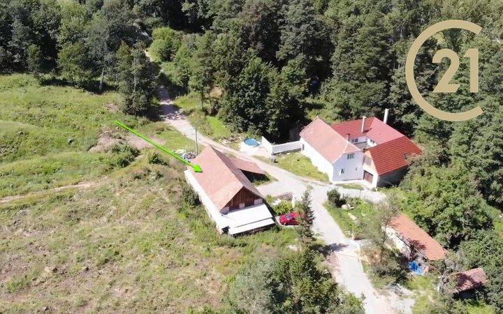 Prodej, Zemědělská usedlost, 182m² - Žernovník, Černá Hora