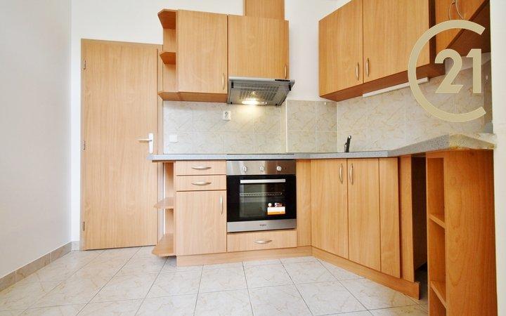 Pronájem nového bytu 1+1, 36 m2 ul. Hybešova 47