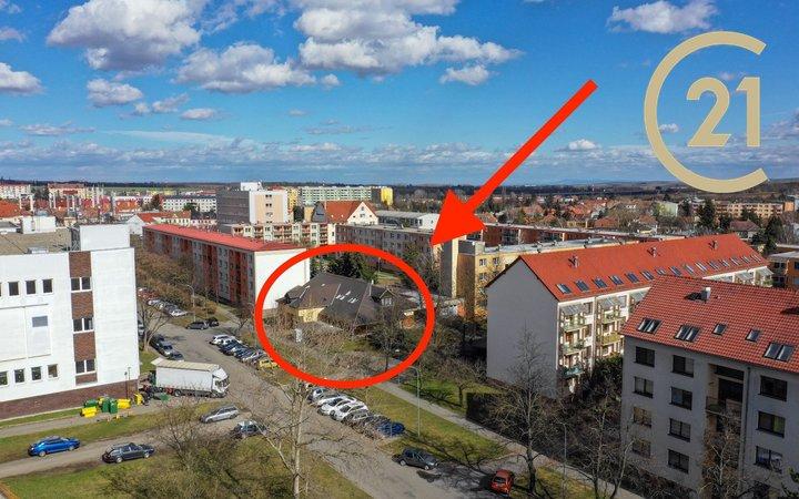 Pronájem kanceláří o velikosti 99 m2 - Vyškov - Palánek