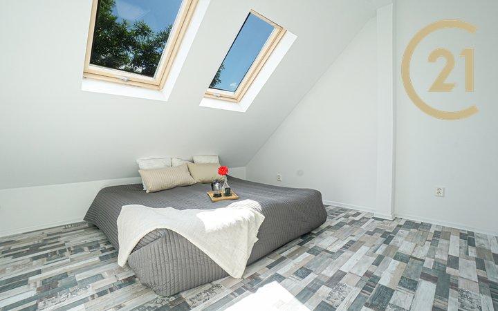 Pronájem novostavby bytu 2+kk s balkonem