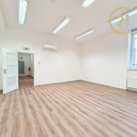 Pronájem, Kanceláře, 65,79 m² - Praha - Staré Město