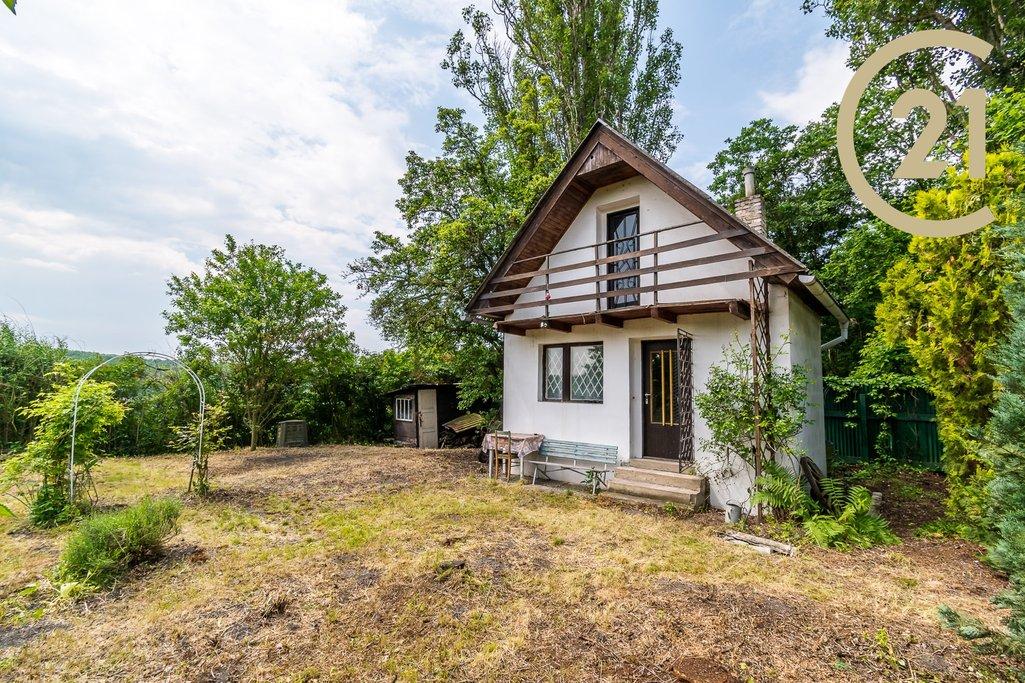 Prodej, Chata, 34 m² - zahrada 289 m2 Kladno -
