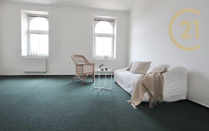 Pronájem bytu 2+kk, 44 m² - Brno - Zábrdovice