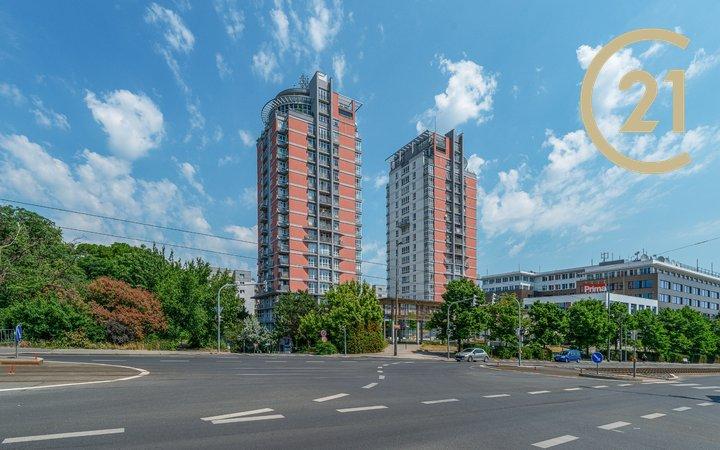 nabízí, prodej, byty 2+kk, 57m2, Praha - Strašnice