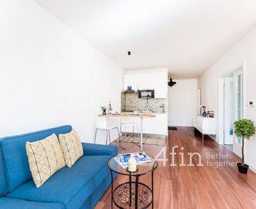 Pronájem bytu 2+kk, 46 m² - Praha - Holešovice