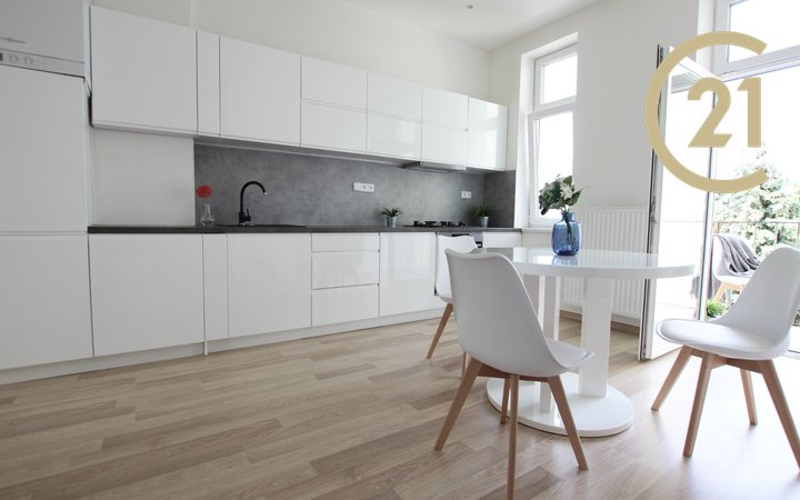 Pronájem bytu 2+1, 78 m² - Brno - Staré Brno