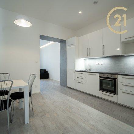 Nový byt 2+kk, 50,8 m2, Praha 5 Smíchov