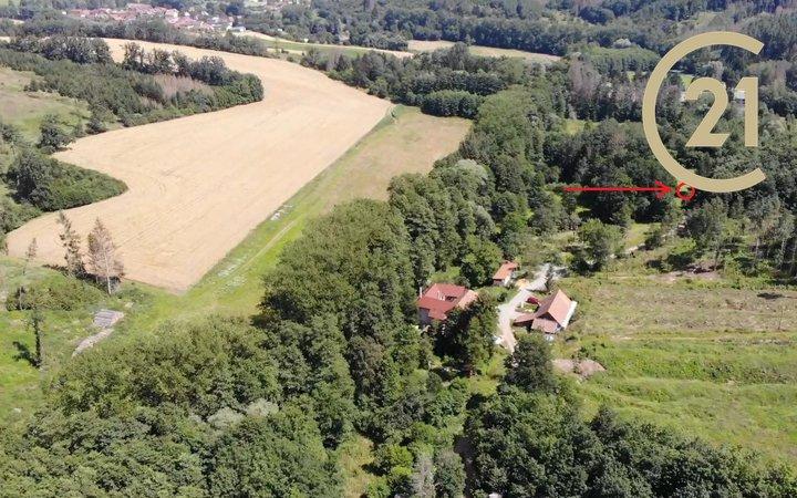 Prodej, Pozemky - zahrady, 842m² - Žernovník