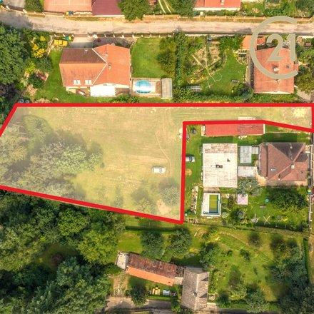 Stavební pozemek 1912m² pro RD, nebo dvojdům. - Poříčí nad Sázavou