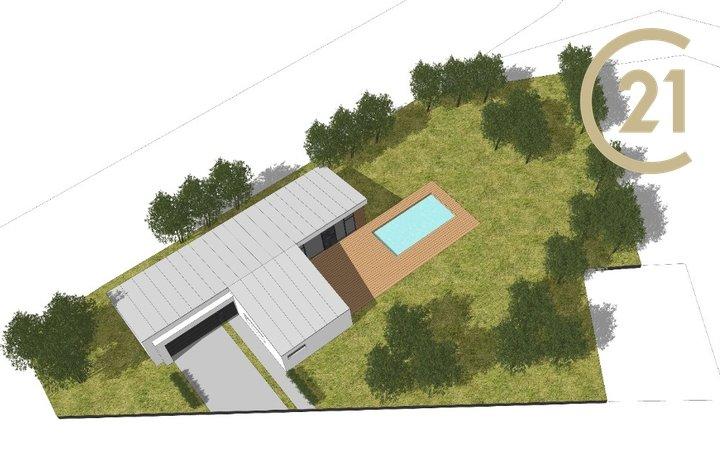 Prodej, Pozemek pro bydlení, 1075m² - Zvoleněves