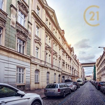 Pronájem, Kanceláře, 79,2 m² - Praha - Nusle
