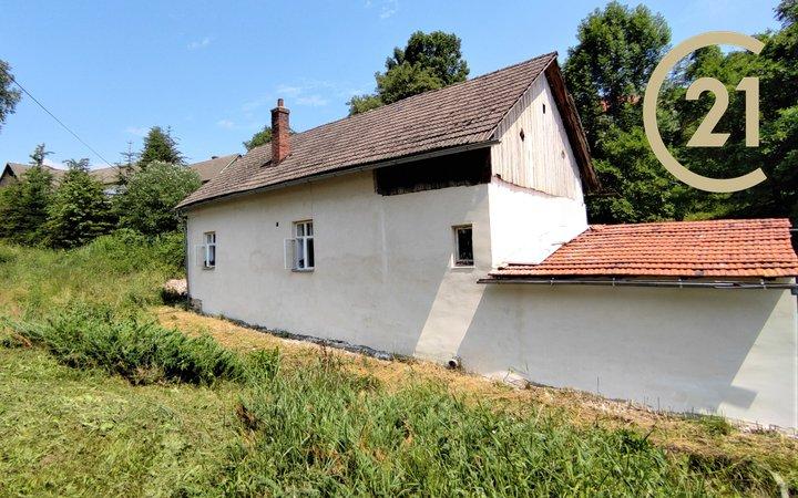 Prodej rodinného domu 110m² - Makov