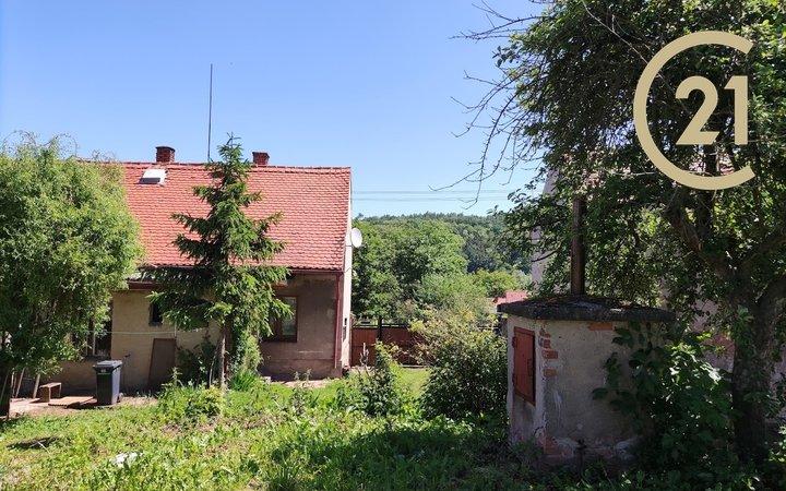 Prodej, Rodinné domy, 150m², pozemek 1466 m²- Domoušice - Solopysky