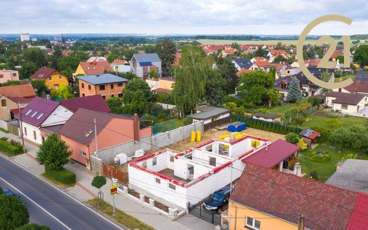 Prodej pozemku Líbeznice, ul. Mělnická o rozloze 630 m2