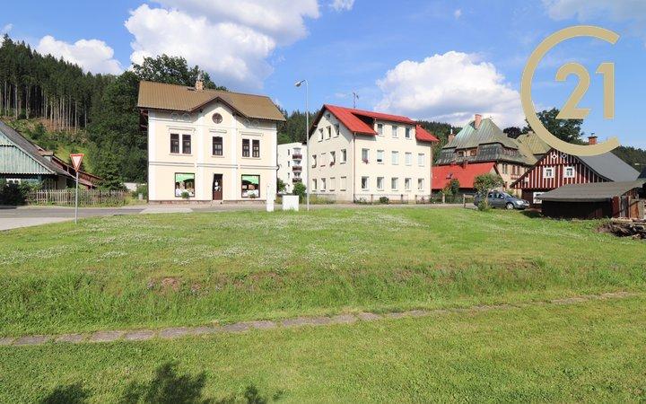 Prodej, Pozemky pro bydlení, 483 m² - Jablonec nad Jizerou