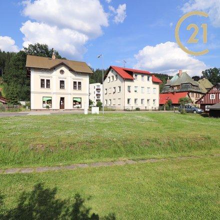 Prodej, Pozemky pro komerční stavbu, 483 m² - Jablonec nad Jizerou