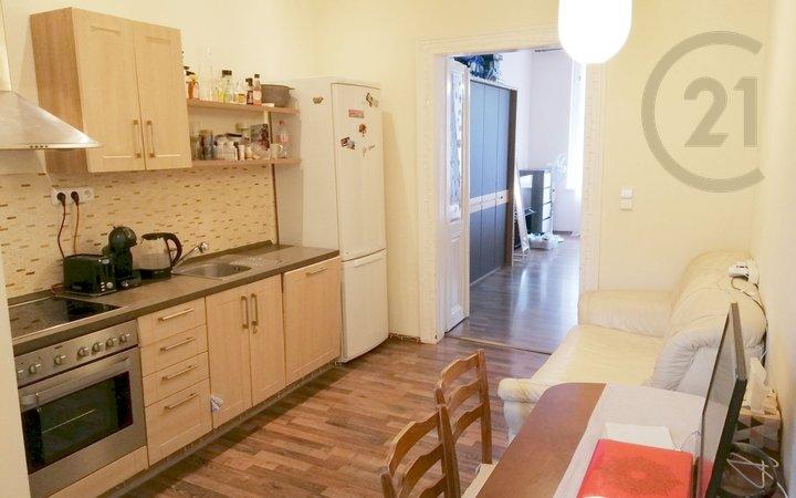 Pronájem klidného zařízeného bytu 1+1 / 41,2 m2 na Žižkově