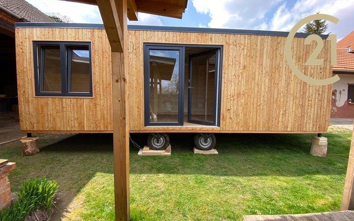 Nový mobilní Tiny house