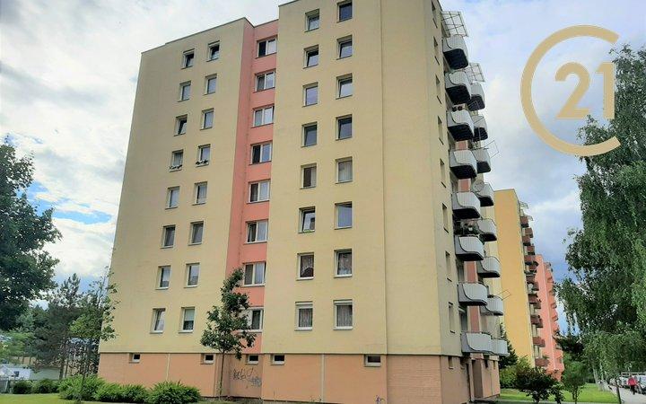 Prodej, Byt 1+kk, 30m² - České Budějovice 2 (K. Chocholy)