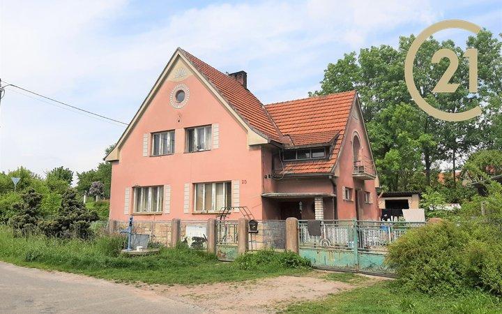 Prodej, Rodinný dům id. 2/3, 144m² - Židovice