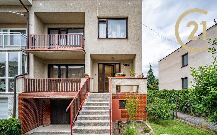Prodej řadového domu 5+1 296m v ulici K.H.Máchy – Neratovice
