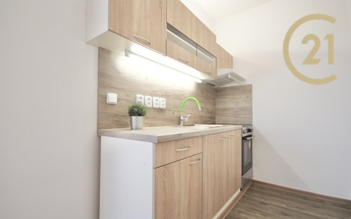 Pronájem bytu 2+kk, 50 m² - Brno - Starý Lískovec