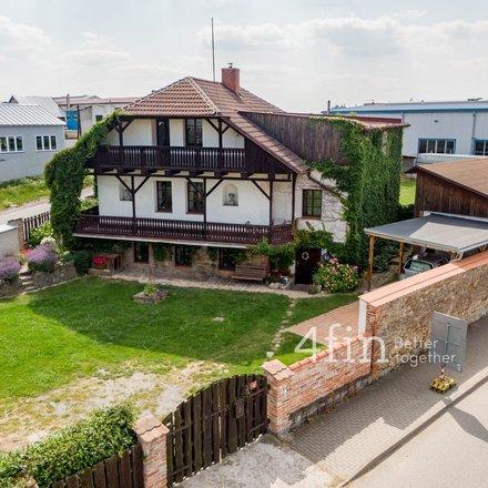 Prodej stylového rodinného domu, 262m² - 1300m² - Divišov
