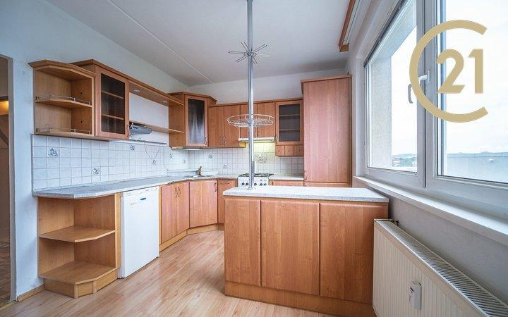 Byt 3+1, sídliště Vltava, České Budějovice