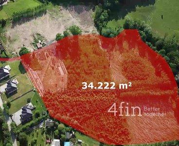 Prodej souboru pozemků se širším využitím, 34222m² - Třinec - Nebory