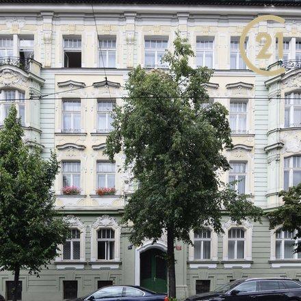 Pronájem ordinace 25 m² + zázemí Vinohradská, Praha 2
