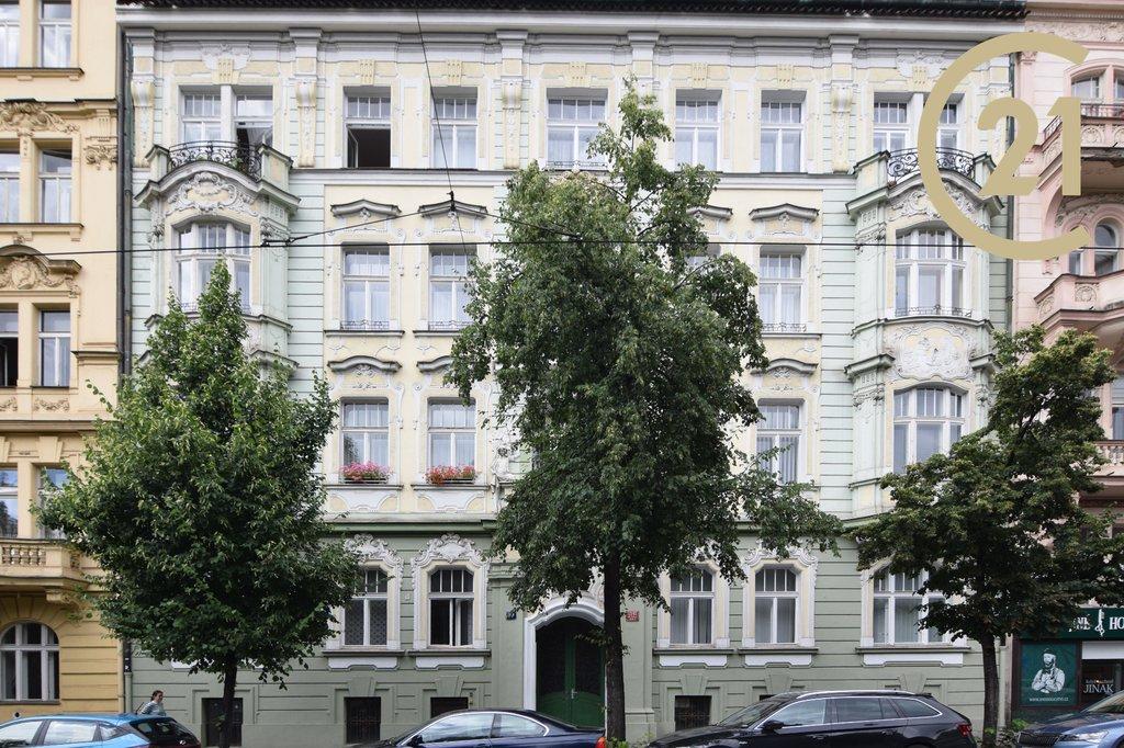 Pronájem ordinací 123  m² Vinohradská, Praha 2