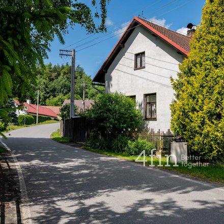 Prodej chalupy, 70m², 2x zahrada (150m² a 500m²) - Dolní Město - Dobrá Voda - Lipnická